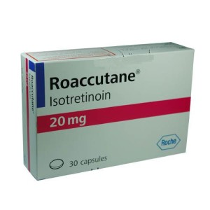 Roaccutane Isotretinoin